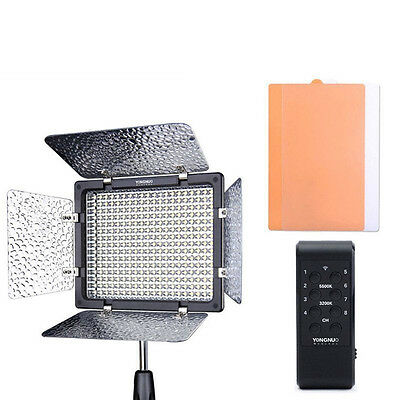 Yongnuo YN300 III 3200-5500K Pro Video Light LED for Nikon Canon Sony Camcorder