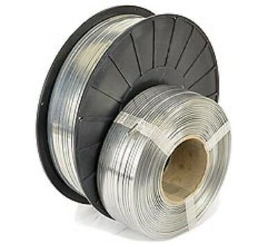 GALVANIZED FLAT BOX STITCHING WIRE 10 LB SPOOL .103 x .020