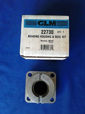 NOS Bearing Housing GLM 22730 OEM OMC 982422 Johnson Evinrude