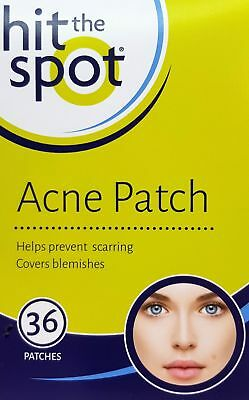 Acne Patch Pimple Blackhead Spot Removal sheet 36 patches New Absorbing Skin