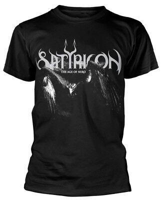 Satyricon 'Age Of Nero' T-Shirt  - NEW & OFFICIAL!