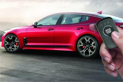 2018 Kia Stinger Remote Start ( Push Start Model )