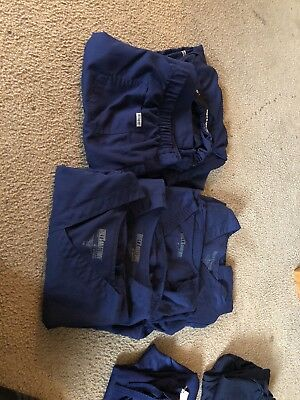 Scrubs, Navy Blue, Various Brands