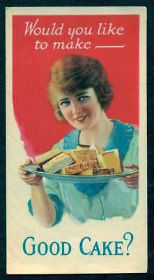 Reliable Prepared Flour Fold Out Pamphlet Pittsfield Ma Store