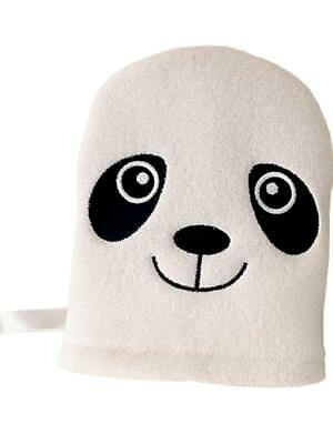 New tianDe Children sponge mitten Baby Bambo cosmetic without compromises! 90157