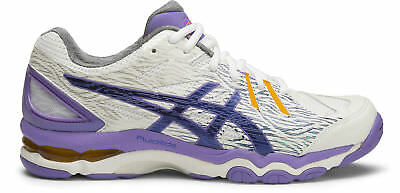 SUPER SPECIAL || Asics Gel Netburner Super 6 Womens Netball Shoes (B) (0143)