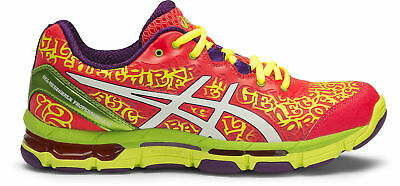 SPECIAL $$$ Asics Gel Netburner Professional 12 Womens Netball Shoes (B) (2001)