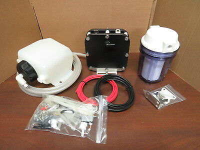 "Heavy Duty HHO DRY CELL KIT - 6"" x 6"" 7-Plate - FUEL SAVER HYDROGEN SYSTEM"