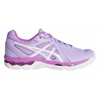 SUPER SPECIAL || Asics Gel Netburner Ballistic Womens Netball Shoes (B) (3501)
