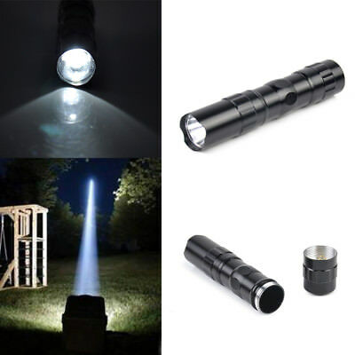 Mini 3W LED Super Bright Flashlight Medical Light Small Torch Lamp Bulb Newly