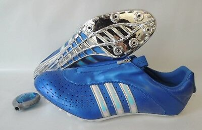 NEU adidas Demolisher Gr. 50 2/3 Spikes Spikeschuhe Sprint Techstar 044149