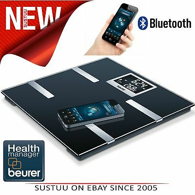 Beurer BF700 Diagnose Waage │ Smart Bluetooth│Gesundheit Manager│Digital