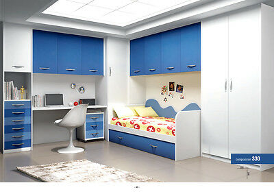 kleiderschrank mit viel stauraum passende kommode eur 100 00 picclick de. Black Bedroom Furniture Sets. Home Design Ideas