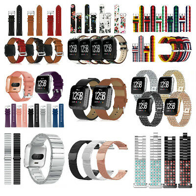 Various Luxe Band Replacement Wristband Watch Straps Bracelet For Fitbit Versa