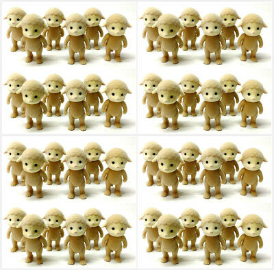 """Lot 50PCS Sylvanian Family Sheep Family Dollhouse Mother 3"""" Figure Cute toy gift"""