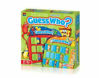 Guess Who  Family Party Board Game Toy