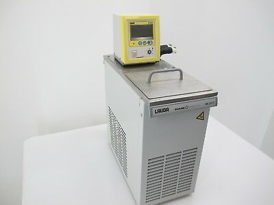 Lauda RE207 Ecoline Recirculating Chiller E200 Controller  Not Cooling