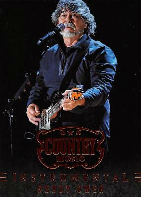 2014 Panini Country Music Instrumental Trading Cards Pick From List