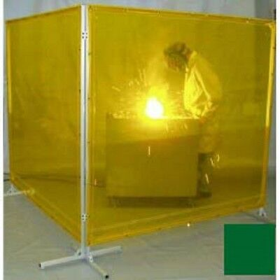 NEW! Goff's Welding Screen - 6'W x 8'H - Green!!