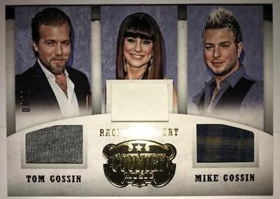 2014 Panini Country Music Musician Combo/Triple Material Cards Pick From List