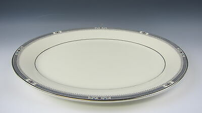 "Royal Doulton MELISSA Oval Serving Platter 13""  EXCELLENT"