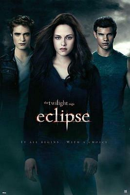 Twilight Eclipse : One Sheet - Maxi Poster 61cm x 91.5cm new and sealed