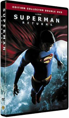 Superman Returns - Édition Collector 2 DVD - NEUF - VERSION FRANCAISE