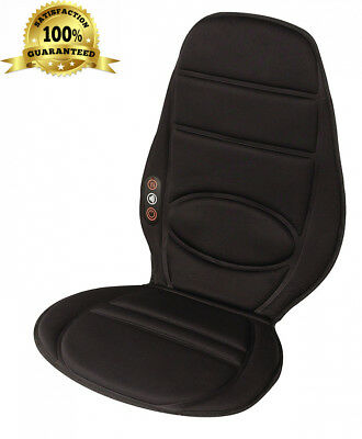 HoMedics Vibrating Massager Car Seat Massage Chair Cushion, Vibration Pad...