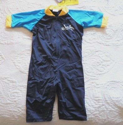 SUN Protection Child size 8 Swim Jump suite SPF Factor 50+ New w/tags