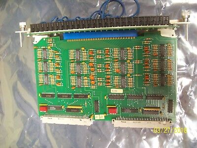 Link Systems Input Module Circuit Board Card , 5000-4