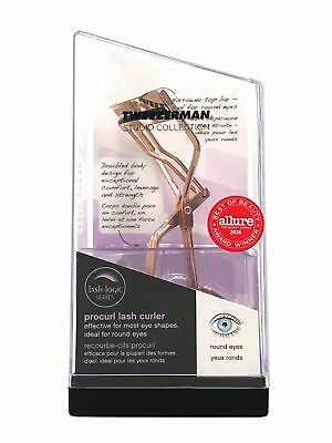 Tweezerman Lash Logic Series Procurl Lash Curler - Pro Curl Rose Gold