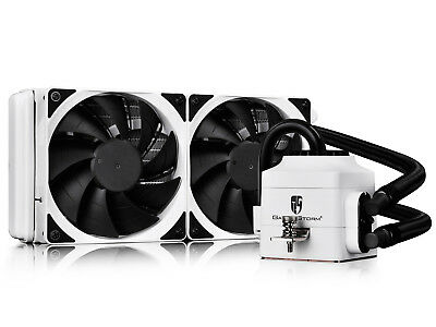 Deepcool 240EX AIO Gaming Gamer PC Computer Liquid Cooling Cooler AM4