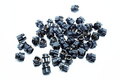 50x SOCKETS V-2 TOSHIBA REPLACEMENT FOR T5 LED BULB DASH PANEL