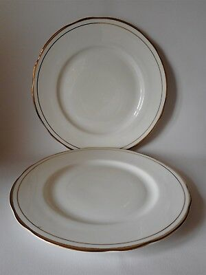 TWO DUCHESS ASCOT 240mm PLATES - GREAT CONDITION