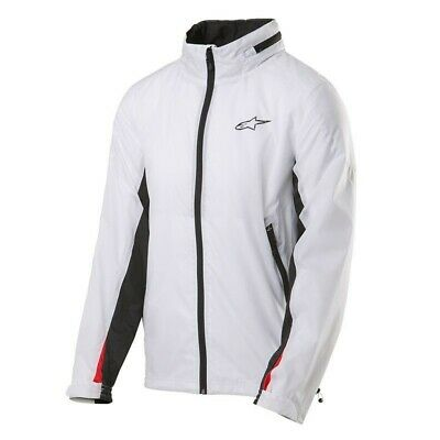 Alpinestars Men's Montreal Cycling Long Sleeve Jacket-White
