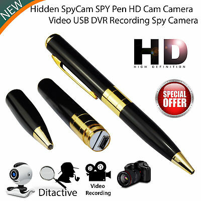 Mini DVR Cam Hidden Spy Pen Video Camera Recorder 1280*960 Spy Camcorder Cam top
