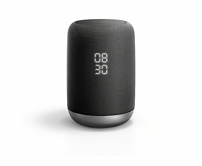 Sony LF-S50G/B Smart Speaker with Google Assistant Built-In, Black **NEW**