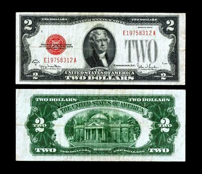 1928-G $2 United States Note
