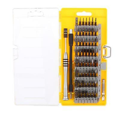 Set 60 in 1 Magnetic Screwdriver Driver Kit 54 Bits Electronics Repair Tool