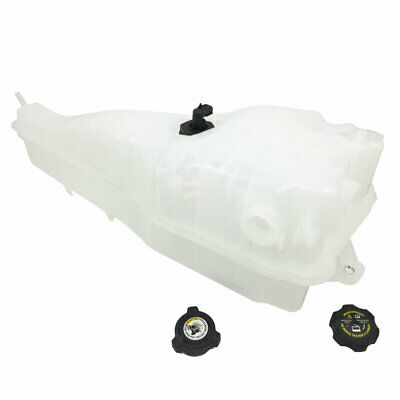 HEAVY DUTY COOLANT Reservoir Tank Fits 08-17 Freightliner Cascadia Columbia