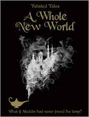 Disney Twisted Tales a Whole New World Novel (A Twisted Tale), New, Liz Braswell