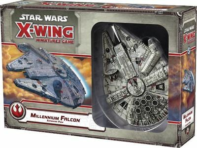 Star Wars: X-Wing Millennium Falcon Expansion Pack