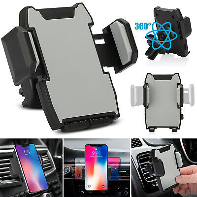 Universal Auto Car Rear View Mirror Mount Stand Holder Cradle For Cell Phone GPS