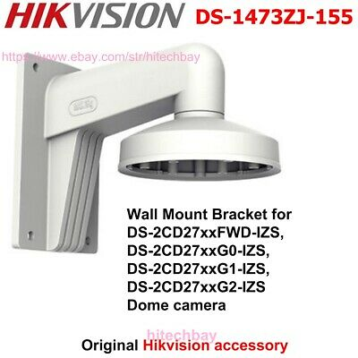 Hikvision DS-1473ZJ-155 Wall Mounting Bracket for Dome Cemera DS-2CD27x5FWD-IZS