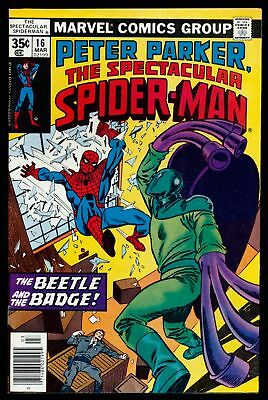 The Spectacular Spider-Man (1976 Series) # 16 - Mar 1978 | 7.0 FN/VF