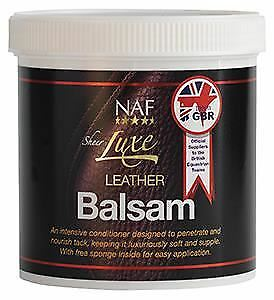 NAF Leather Balsam - For Leather and Tack - 500ml- BN