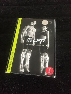 CEP Compression Sleeves Women Size 11 Re