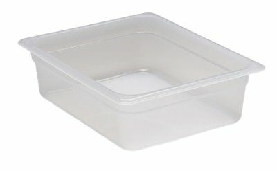 Cambro 24PP190 Half-Size Translucent Food Pan