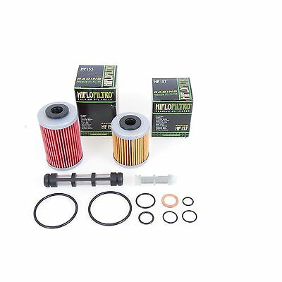 BETA/KTM EXC SX Ölfilter Set 4Takt   Oelfilter Kit