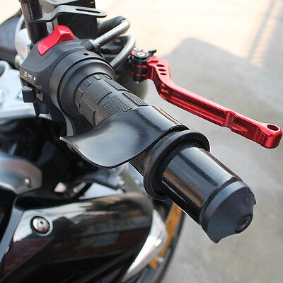 Motorcycle Cruise Control Throttle Boss Assist Wrist Rest Aid Grip Universal